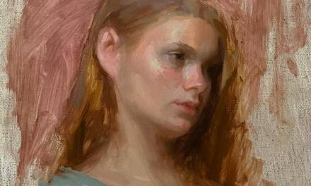 Casey Childs – Painting the Direct Portrait