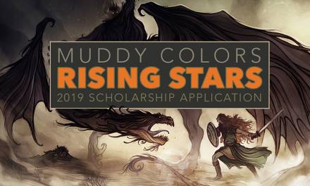 2019 Rising Stars : Scholarship Application