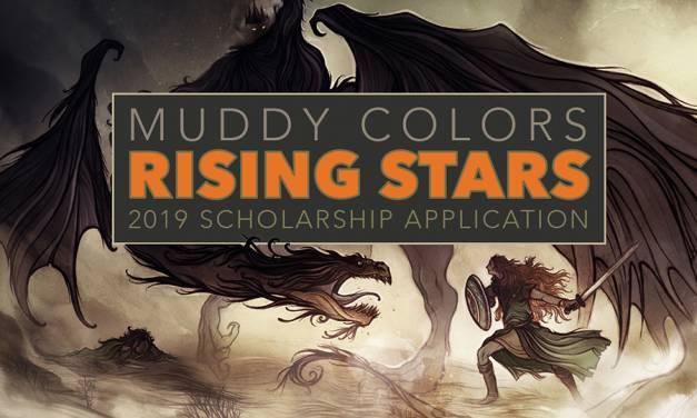 2019 Rising Stars : Scholarship Application