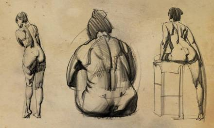 Upcoming Video: Constructing the Human Figure, Part 1