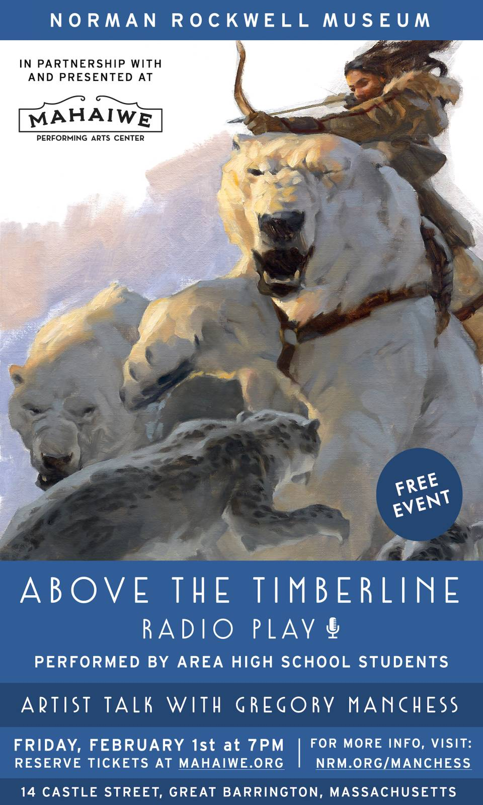 Above the Timberline Radio Play Premiere