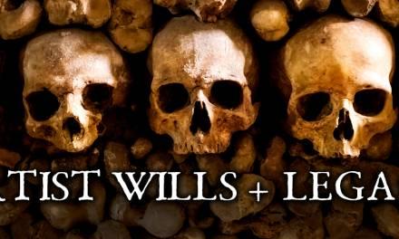 Artist Wills & Legacies