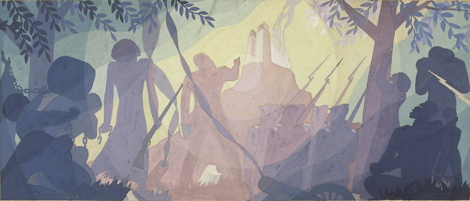 Aaron Douglas jones