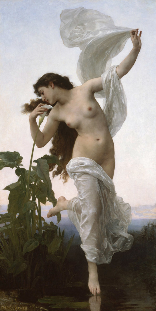 Bouguereau and America