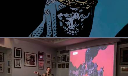 An Evening with Mike Mignola