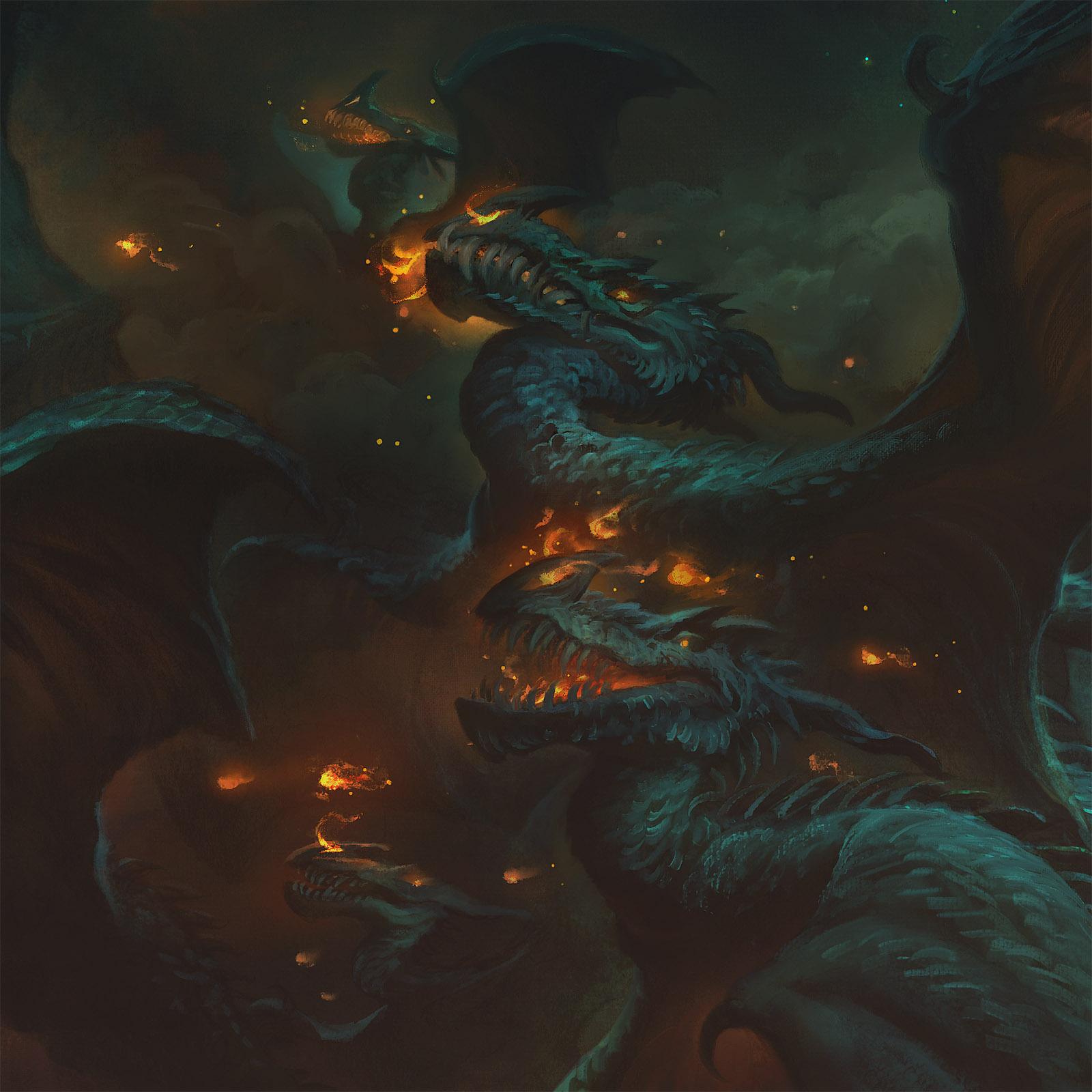 A Plague of Dragons