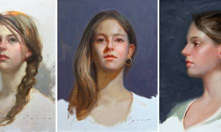 3 Portraits of Sala