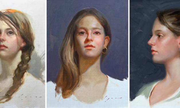 3 Portraits of Sala
