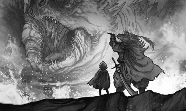 A Look Inside Tides of The Dark Crystal