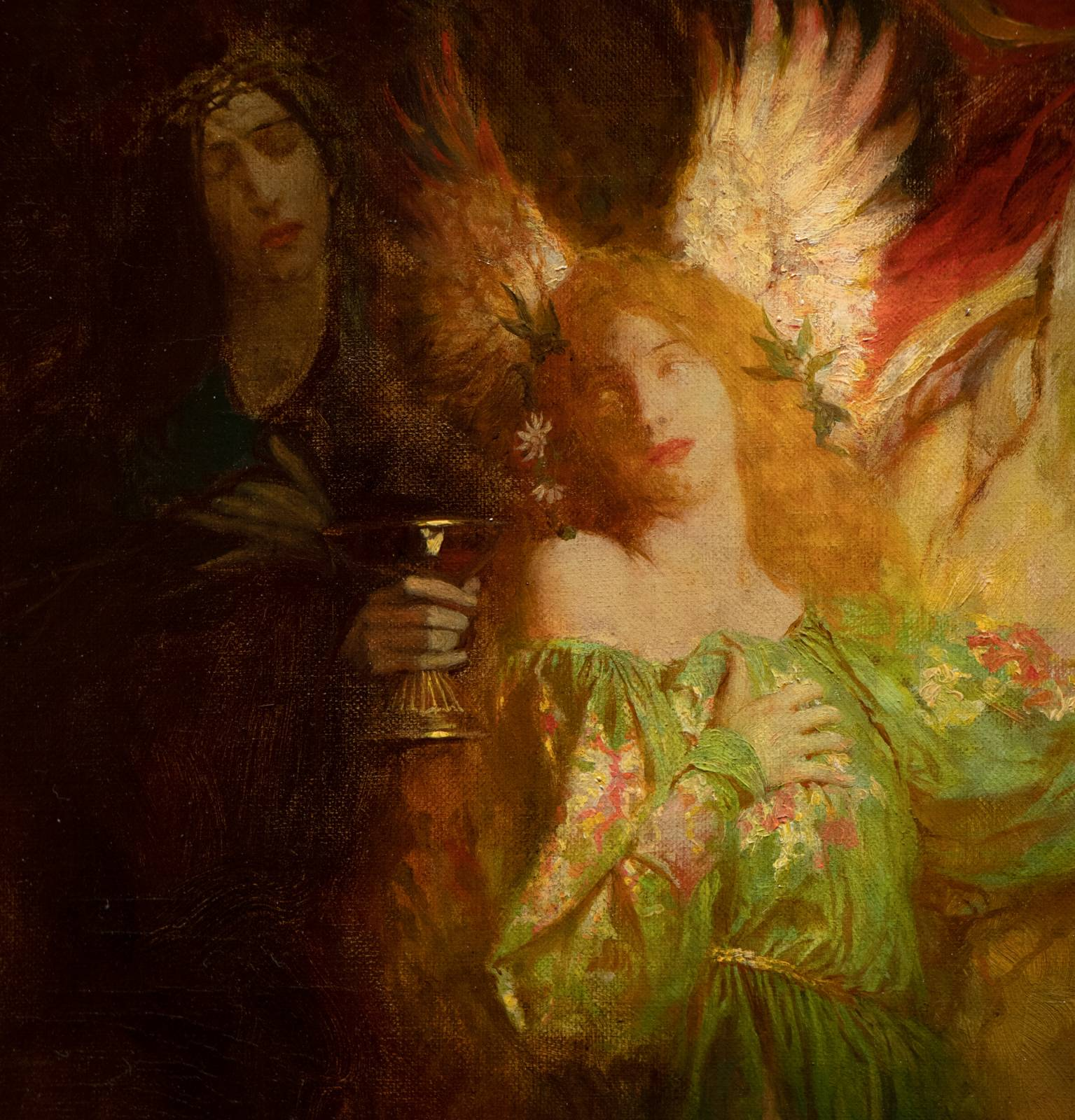 The Travels of the Soul by Howard Pyle