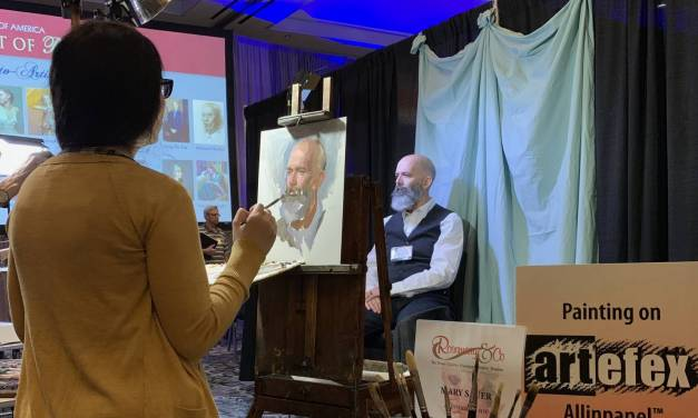 Portrait Society Conference 2019