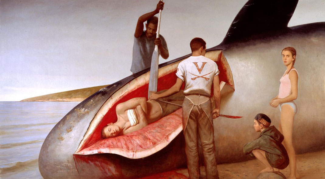 Artist of the Month: Bo Bartlett