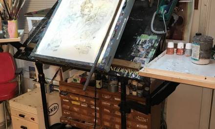 Studio Hacks 2- Desk mods!