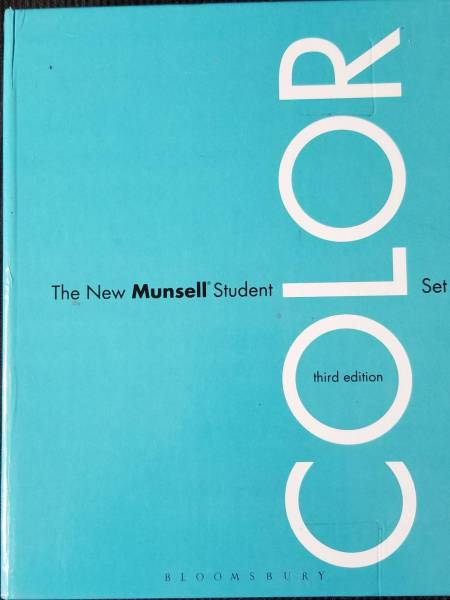 Allen Williams_new munsell color book