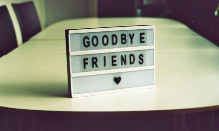 THE STARTING BLOQ – Farewell