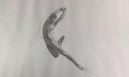 How To:  Gesture Sketching Solid Figures