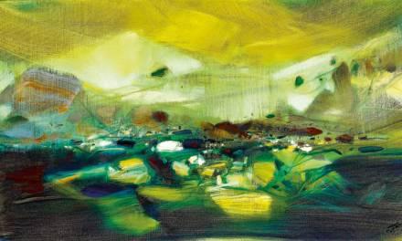 Inspiration for Abstraction – Chu Teh Chun