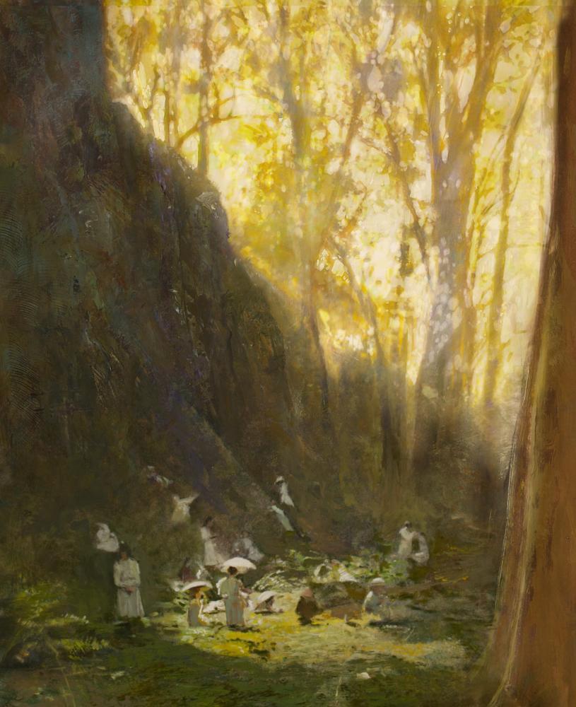 Robert Hunt_ hanging rock