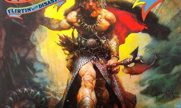 Fischer's 10 favorite 80's metal album covers