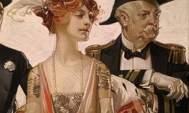 J.C. Leyendecker in North Carolina