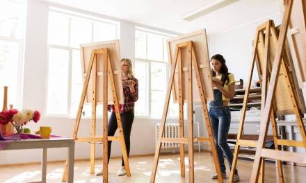 Raising an Artist: Art School Admissions