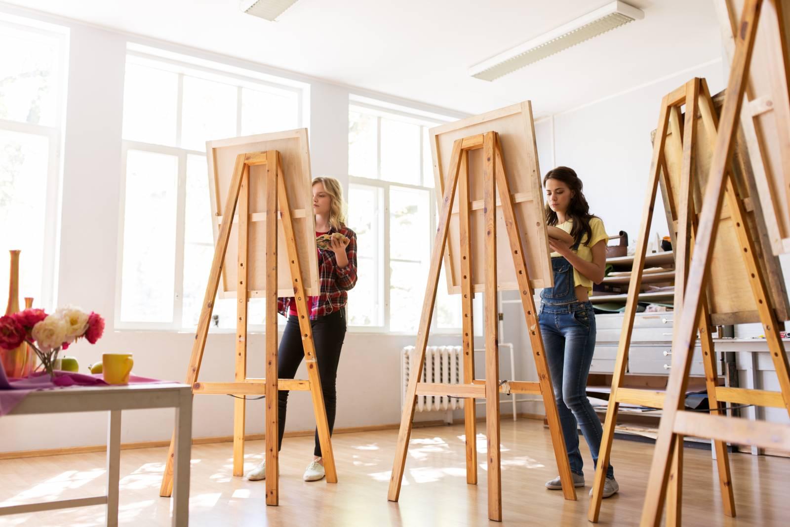 Raising an Artist: Art School Admissions