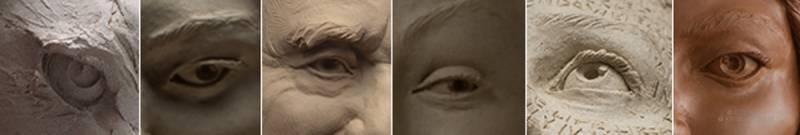 sculpted eye comparisons