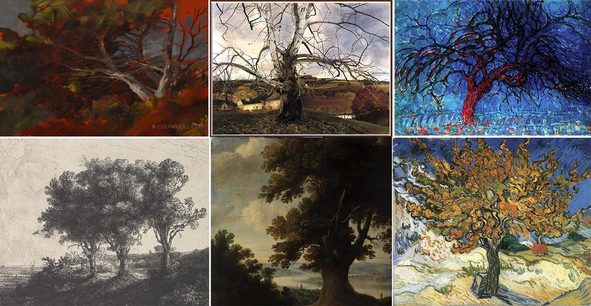 Specific trees