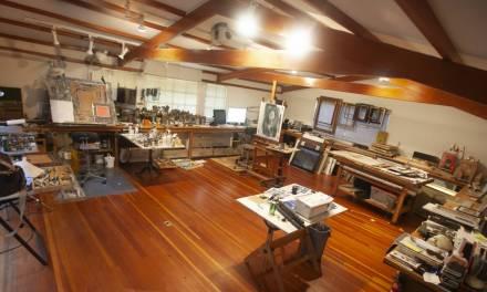 A  Studio Visit