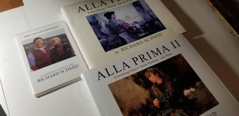Richard Schmid's Alla Prima & Alla Prima II