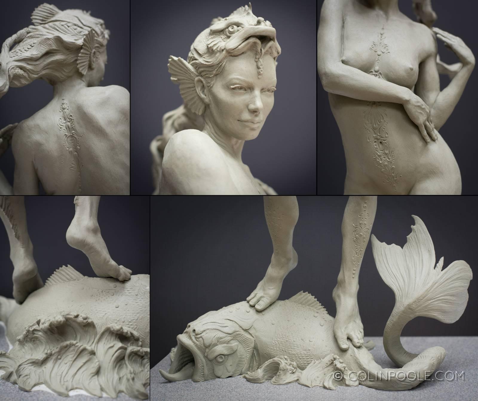 plasticene sculpture