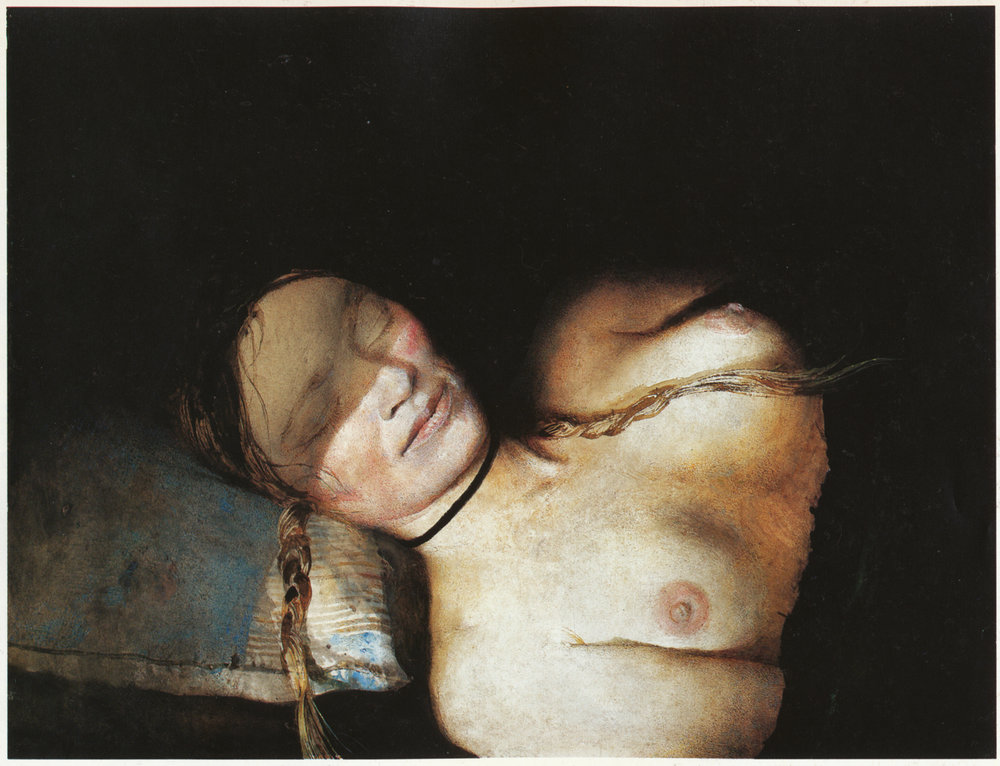 I Was Andrew Wyeth's Secret Muse