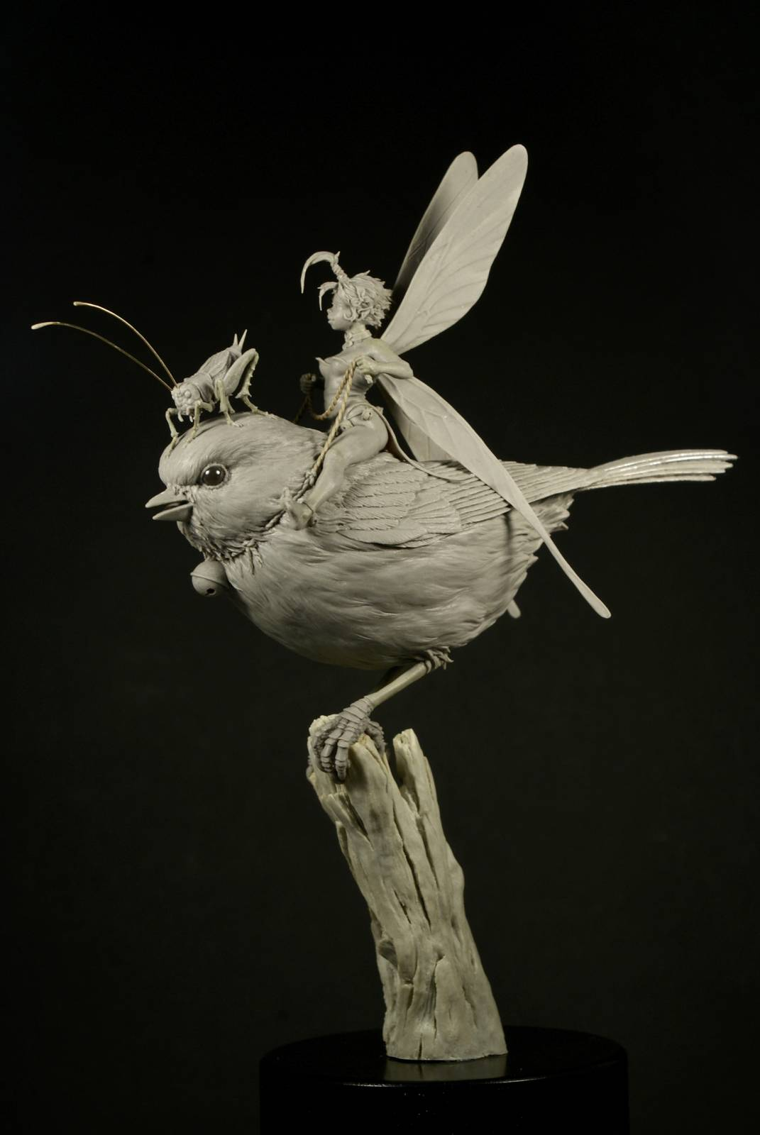 Sculpey sculpture