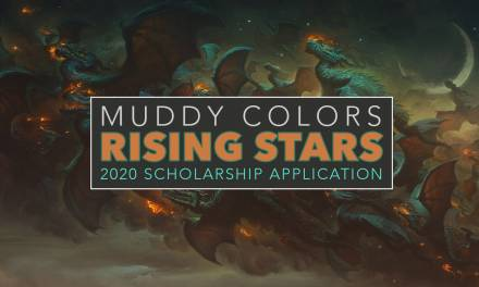 2020 Rising Star : Scholarship Application