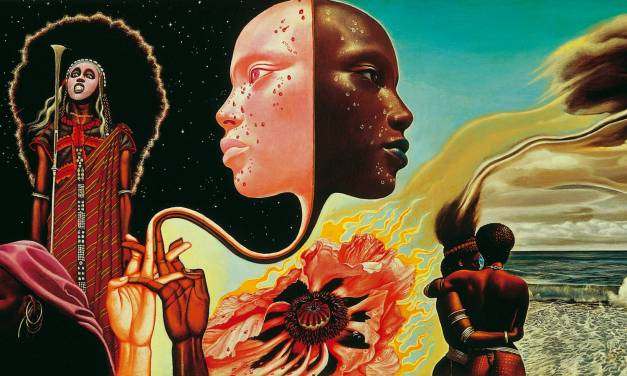 Artist of the Month : Mati Klarwein