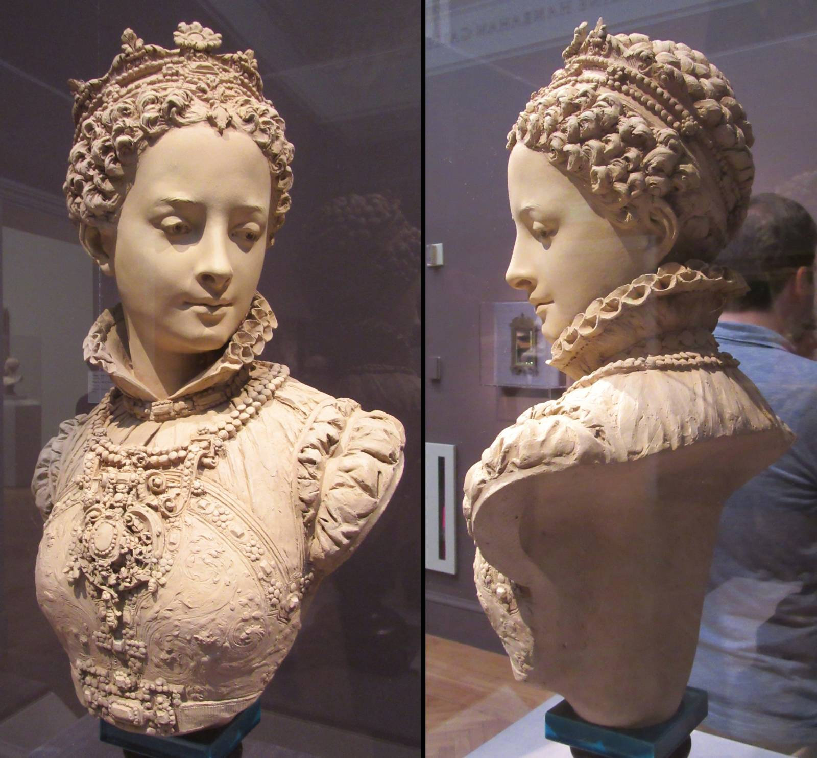 Carrier-Belleuse, Mary Queen of Scots