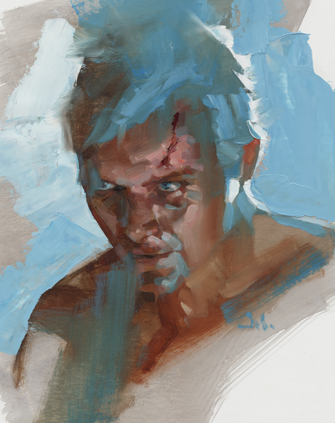 Study Painting with Greg Manchess