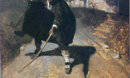 What's so great about N. C. Wyeth?
