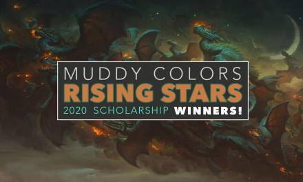 2020 Rising Star Winners!