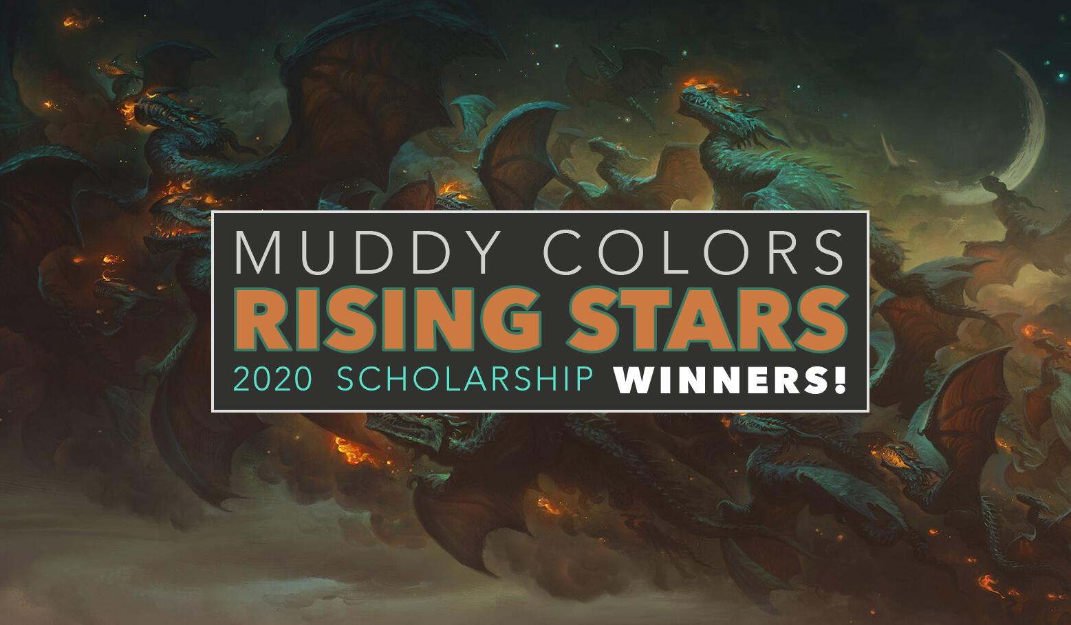 2020 Rising Star Winners!