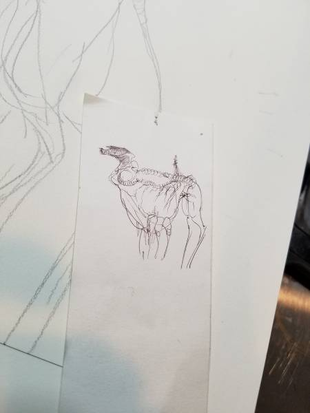 Image 1: Sketch