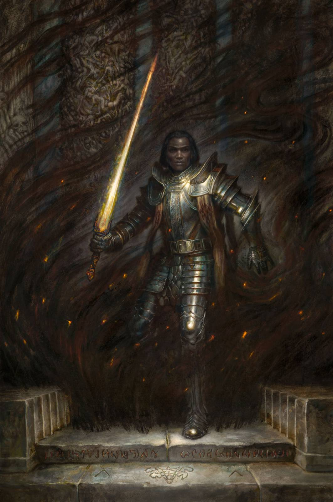 The Herald Taln – The Stormlight Archives