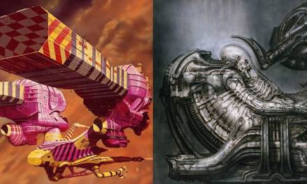Jodorowsky's Dune & Memory: The Origin of Alien