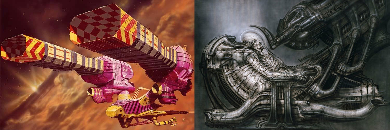 Jodorowsky's Dune & Memory: The Origin of Alien
