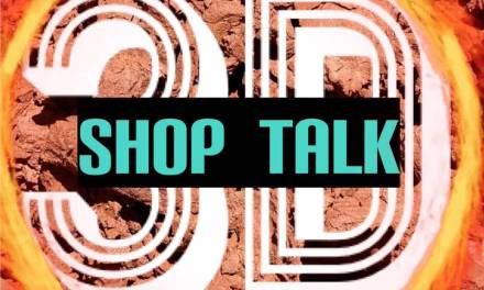 3D  Shop Talk: Balance, Bernini and Battle Turtles