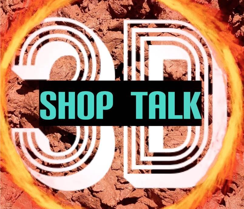 3D  Shop Talk: Balance, Bernini and Battle Turtles