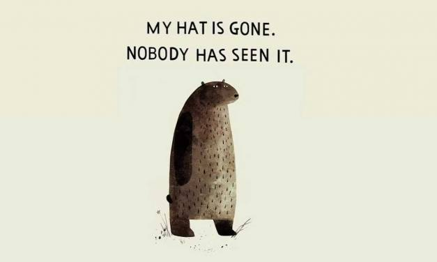 I Want My Hat Back… With Puppets!