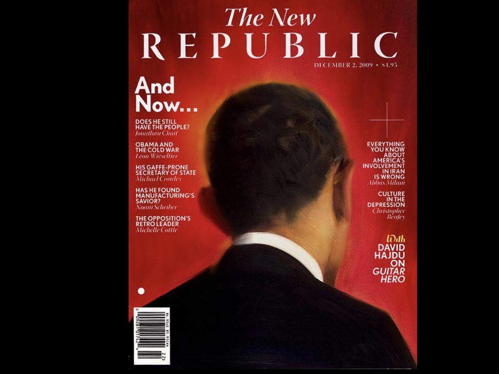 robert hunt Obama Trial by Fire 2012 illustration