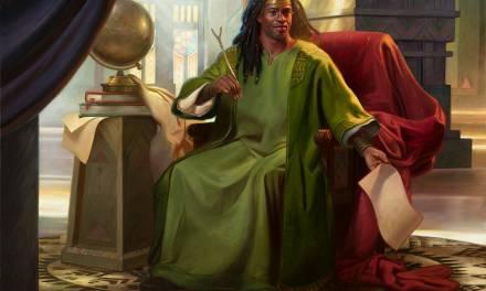 Mangara the Diplomat – Magic: the Gathering