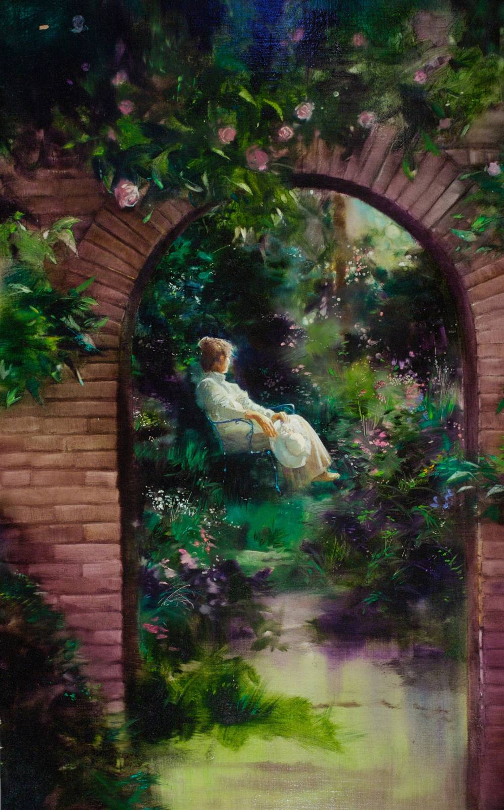 Robert Hunt Illustration Secret Garden